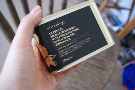 Oliveology Packaging